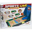 Table Game Sports Game Pro Championship - 5 in 1