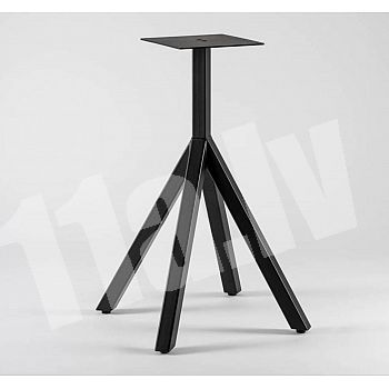 Metal table base 430x430x1080, Yeti