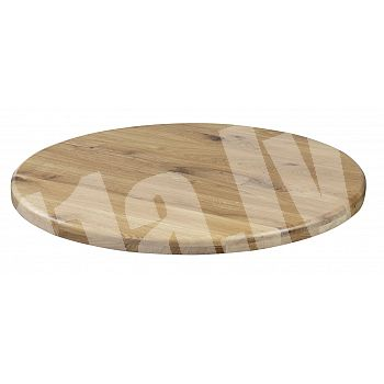 Round oak table top Rustik oak