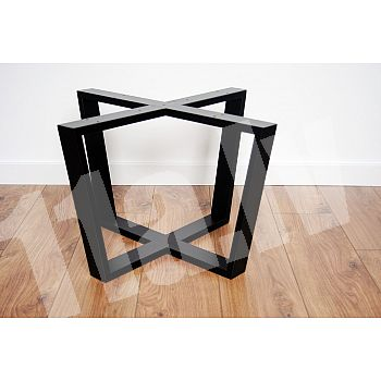 Table frame for surfaces from ø70 to ø100 cm