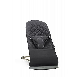 BABYBJÖRN bouncer Bliss Black Cotton