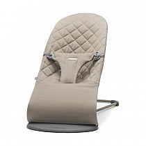 BABYBJÖRN bouncer Bliss sand grey