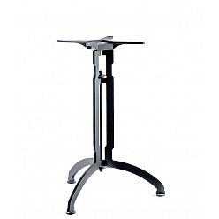 Metal table base 60x72cm tables for cafes