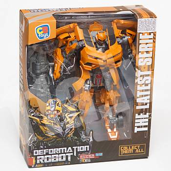 Deformation Robot 2 kolekcijas transformeris