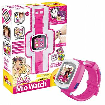 Lisciani Barbie Mio Watch viedpulkstenis rozā