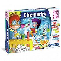 Clementoni Chemistry 61290 for kids