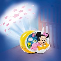 Clementoni Disney Baby Minnie Magic Stars Projector