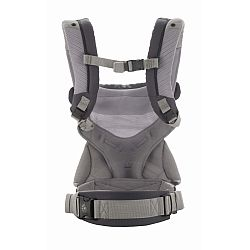 ERGOBABY kengursoma 360 Cool Air Carbon grey