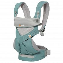 ERGOBABY ķengursoma 360 Cool Air Icy mint