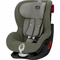BRITAX автокресло King II LS Olive Green BLS